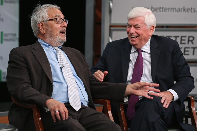After months of tense debate, the bill named for former Rep. Barney Frank, D-Mass., and former Sen. Chris Dodd, D-Conn., passed mostly along party lines.