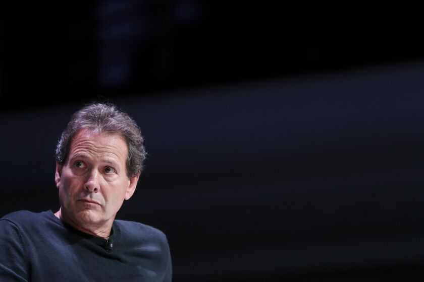 """CEO Dan Schulman envisions a day when """"hundreds and hundreds of millions of consumers"""" will use PayPal's digital wallet to shop for goods and services and build """"their own personalized wish lists."""""""