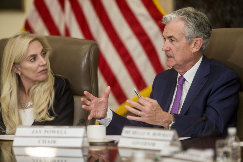 """It has been 25 years since the last significant revision to the CRA regulation, so it is important to get reform right,"" said Federal Reserve Gov. Lael Brainard. Chair Jerome Powell said, ""The measure before us proposes ways to modernize CRA assessment areas while maintaining a focus on more traditional means to provide banking services."""