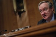 Senate Banking Committee Chairman Mike Crapo