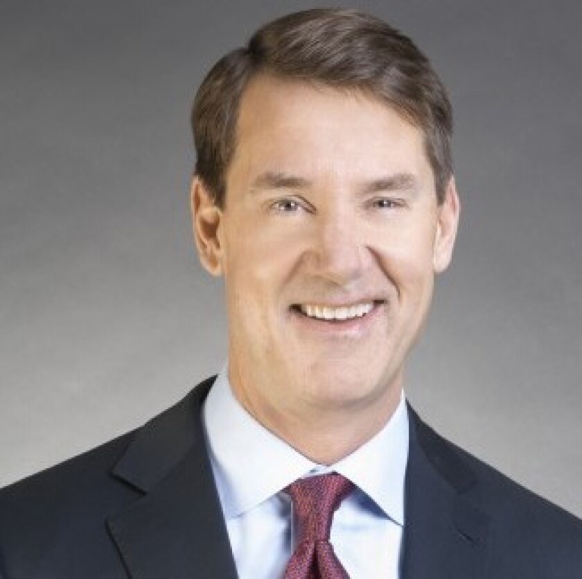 """""""I don't think long-term that model works,"""" PNC Chairman and CEO William Demchak says of digital-only banks."""