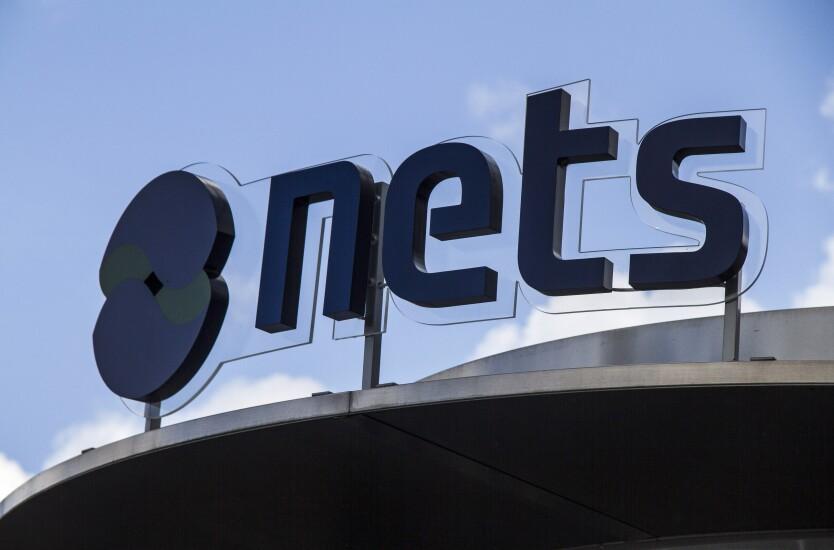 Nets signage