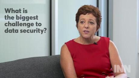 Thumbnail for Video: Unum's Lynda Fleury on insurance cybersecurity