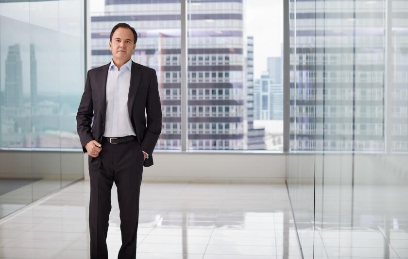 Javier Rodriguez Soler, CEO, BBVA USA
