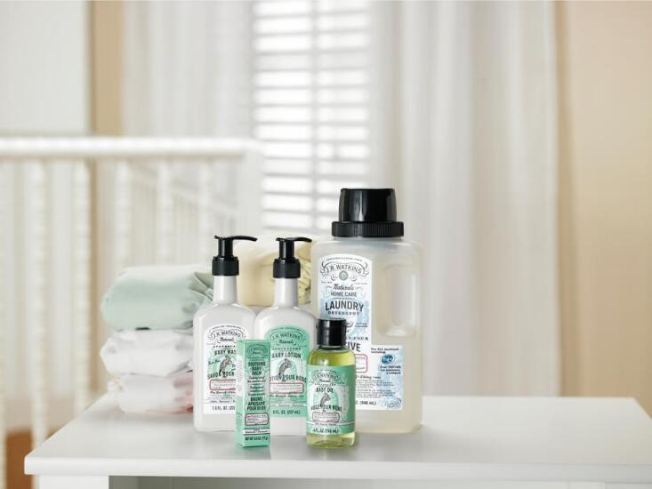 J.R. Watkins personal and home care goods