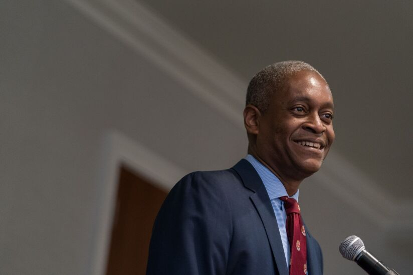 Federal Reserve Bank Of Atlanta President Raphael Bostic Speaks At Harvard Business School Club