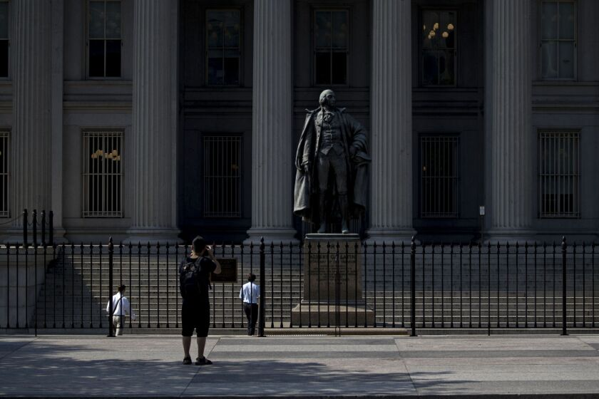 "Some have suggested the Treasury Department could use its authority under the CARES Act to to protect stimulus checks from private creditors. A Treasury official reportedly told banks during a webinar that ""nothing in the law"" would prevent financial institutions from using the funds to cover debts owed by consumers."
