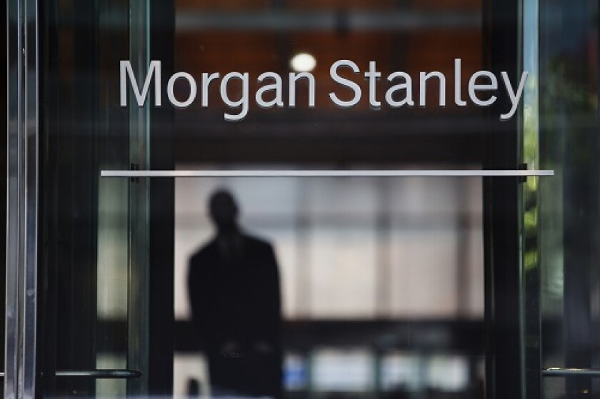 Morgan Stanley by Bloomberg