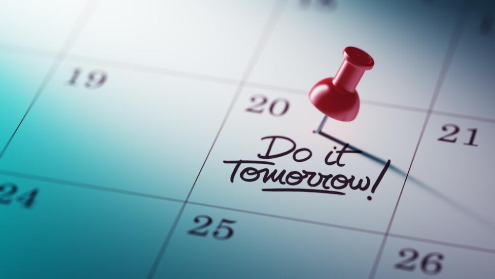Postpone-calendar