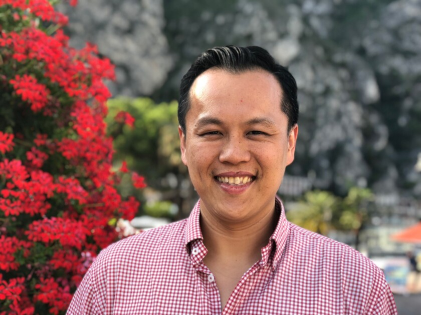 Justin Xiao, COO of Railsbank