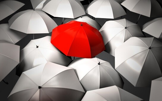 Stand out of a crowd - individuality