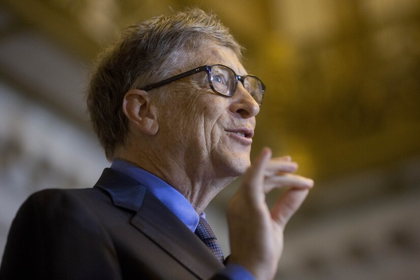 Bill Gates is the co-founder of Microsoft.