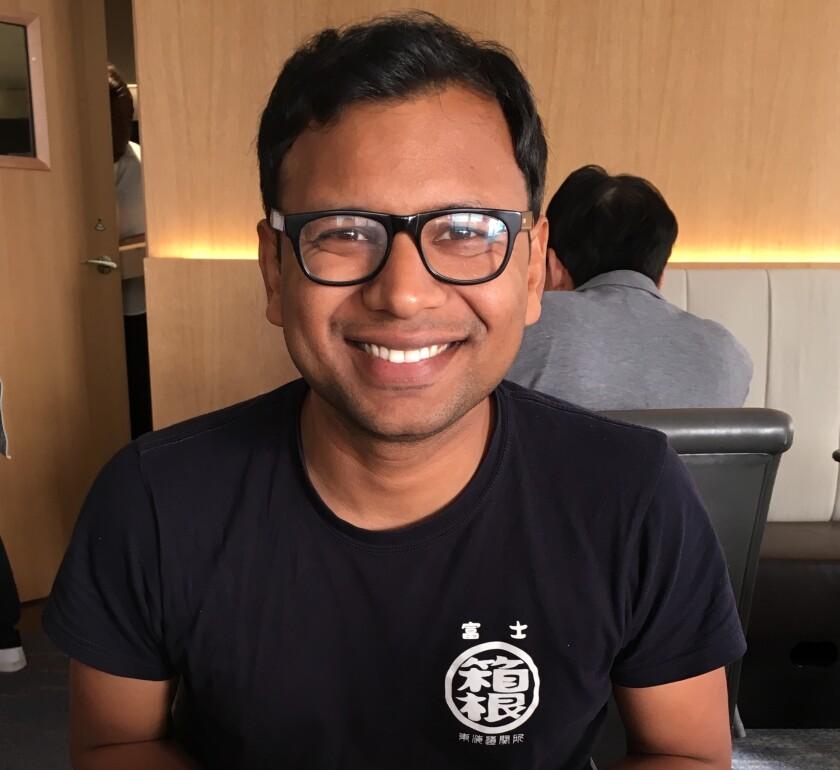 Rohit Mittal, CEO, Stilt