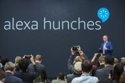 David Limp, senior vice president of devices and services at Amazon.com Inc., speaks about the Alexa Hunches software.