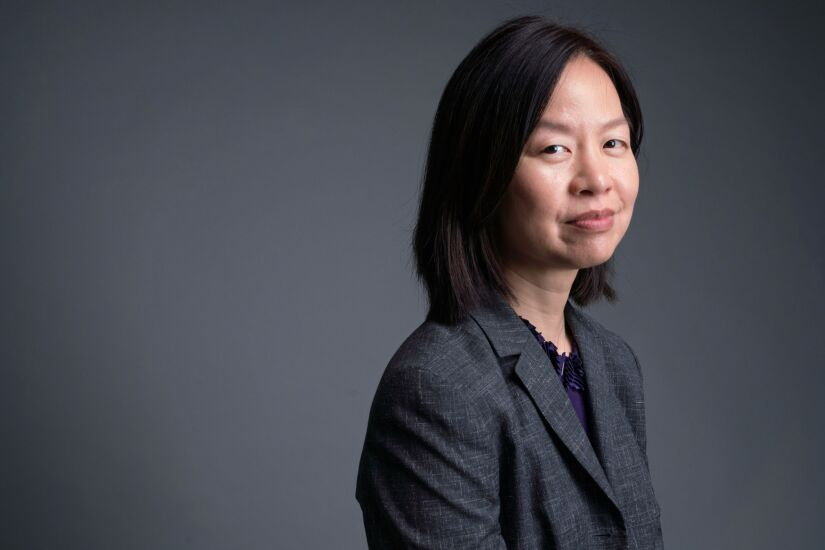 Triada Capital Ltd. Chief Investment Officer and Founder Monica Hsiao Portraits