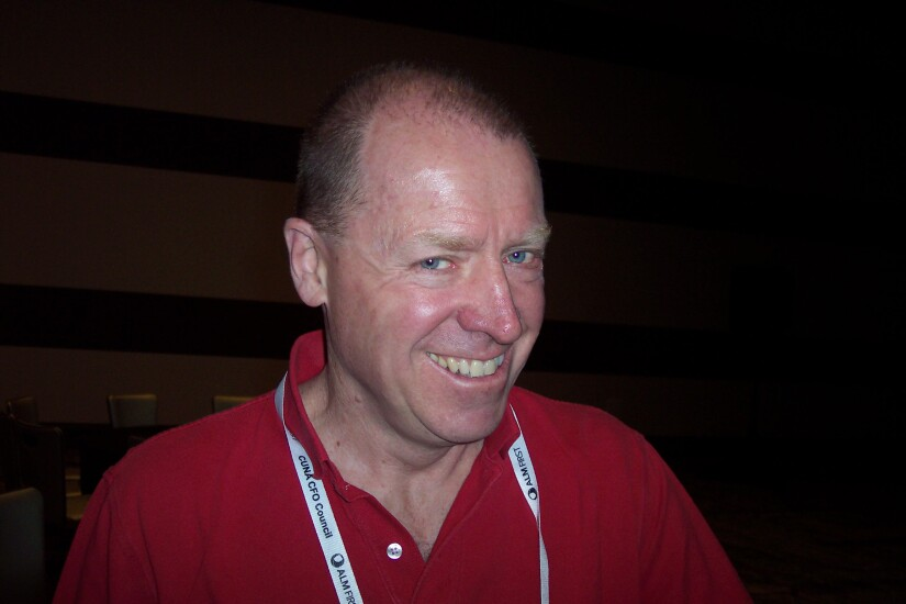 Brian Clarke, Bethpage FCU - 2018 CUNA CFO Council conference - CUJ 052518.jpg
