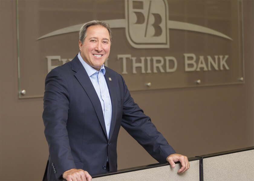 Greg Carmichael, Fifth Third CEO