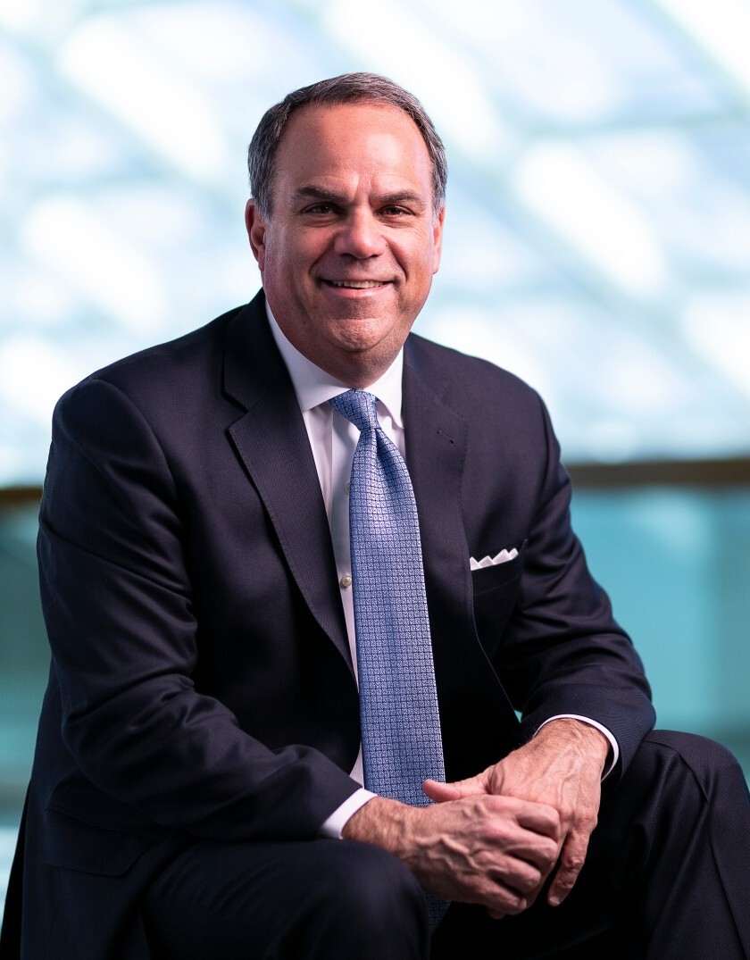 Robert Trunzo, CEO of CUNA Mutual