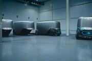 Mercedes-Benz Vision Urbanetic in cargo mode