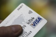 visa contactless debit card