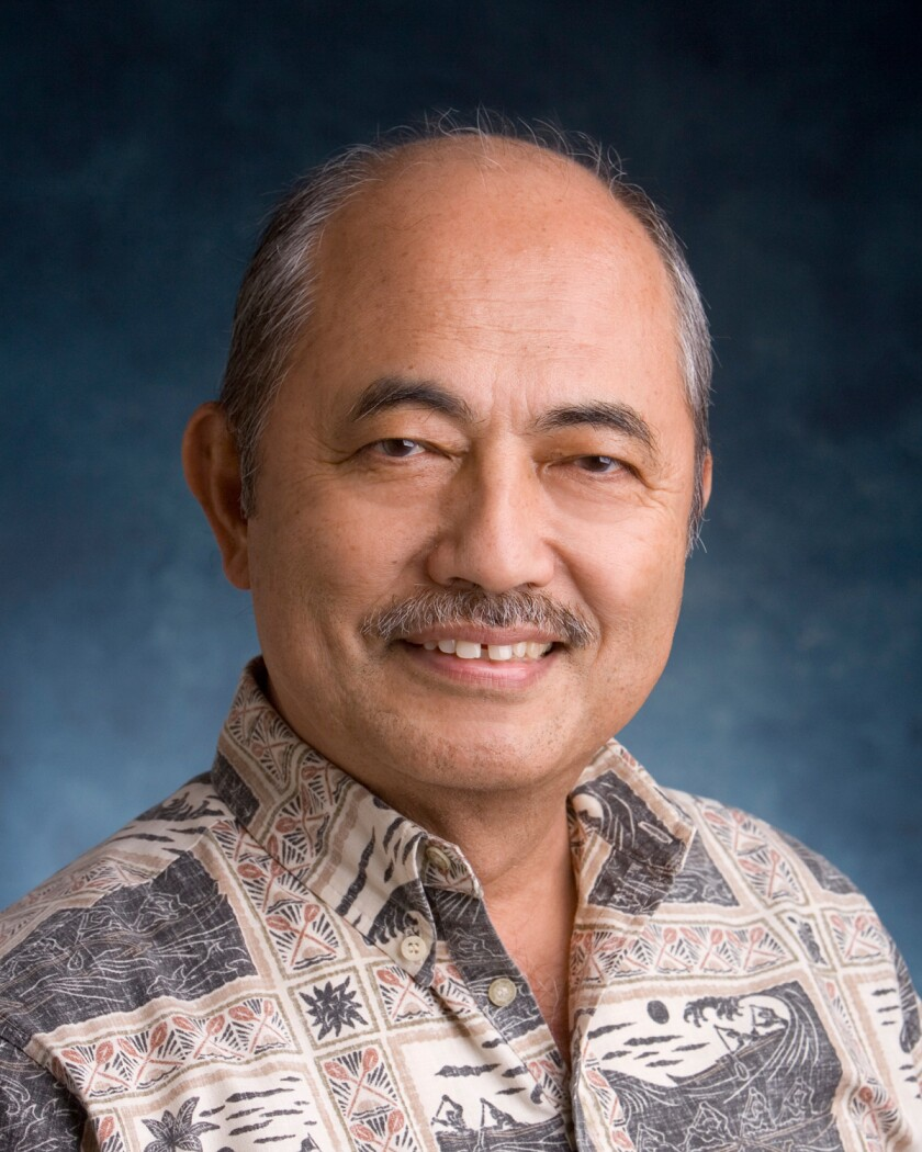 Wallace Watanabe, former CEO of Aloha Pacific Federal Credit Union