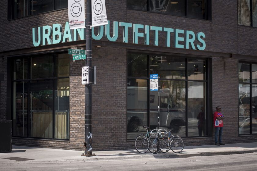 Urban Outfitters is one of Afterpay's many retail partners in the U.S.