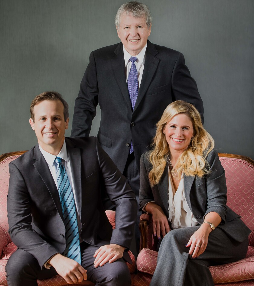 Advisors Dustin Young and Roark Young and private client associate Erin Young of Young Wealth Management have joined Janney Montgomery Scott in Miami.