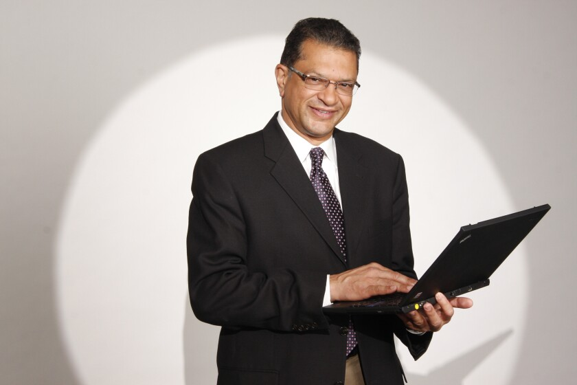 Hassan Miah, CEO and founder of Paybby