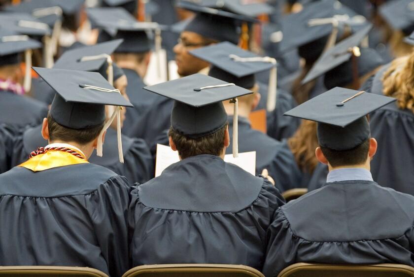 College graduates bloomberg