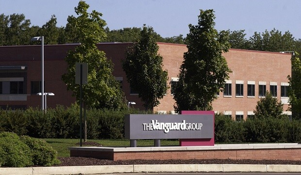 Vanguard headquarters in Malvern, Pa.