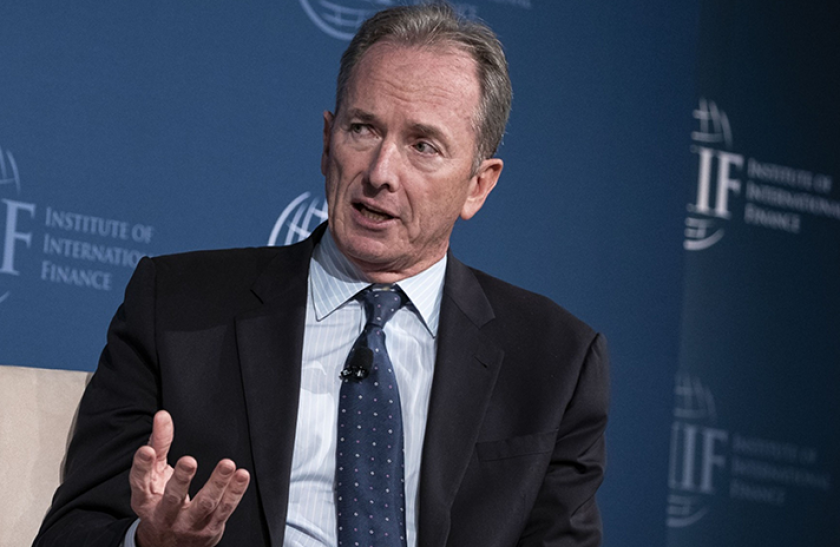 """""""This continues the decadelong transition of our firm to a more balance-sheet-light business mix, emphasizing more durable sources of revenue,"""" Morgan Stanley CEO James Gorman said of the E-Trade deal."""