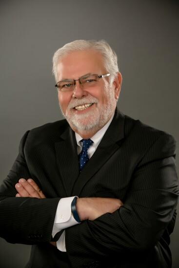 Mark Stuck Baird branch manager
