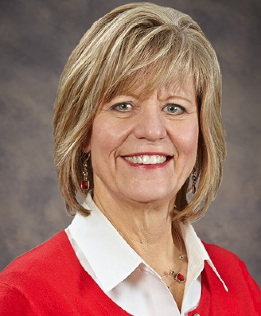 Zoom-based quizzes and other activities have been a hit with employees at Peoples State Bank, says Karen Staples, the bank's human resources director.