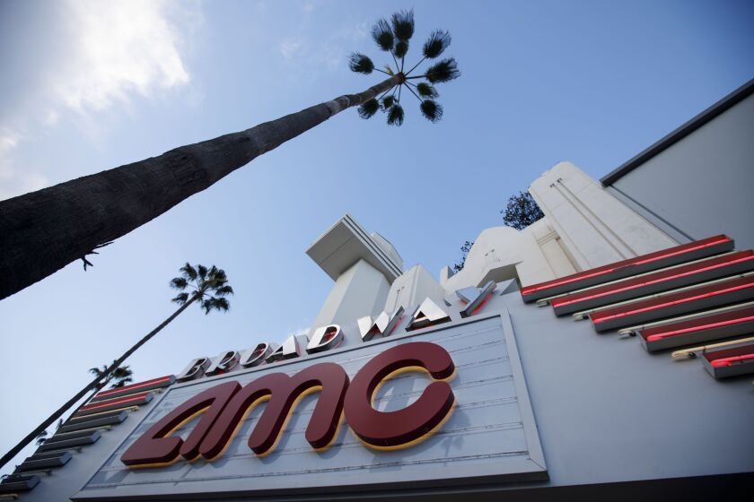 AMC Entertainment Holdings is said to be on the hunt for financing. It is among the many firms in the travel and leisure industry whose business has been upended by the coronavirus.