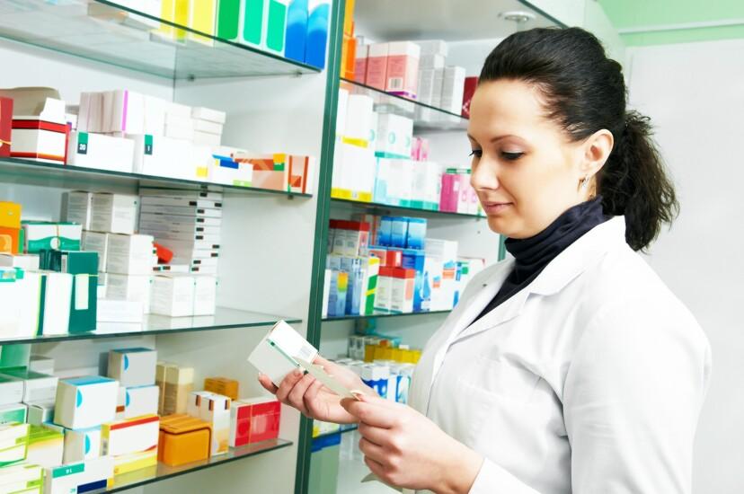 13. Pharmacist