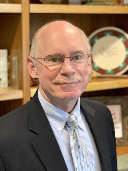 Joe Christian is CEO of Nusenda