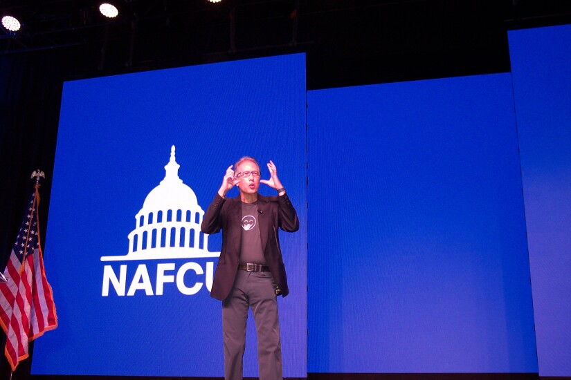 Michael Tchong, Ubercool Innovation - NAFCU 2018 conference - CUJ 062518.JPG