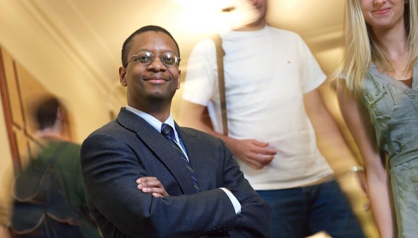NYU Professor Troy McKenzie