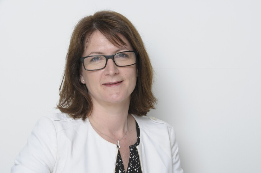 Hannah Fitzsimons, Elavon President and General Manager, Elavon Merchant Services, Europe