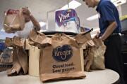 Kroger shopping bag