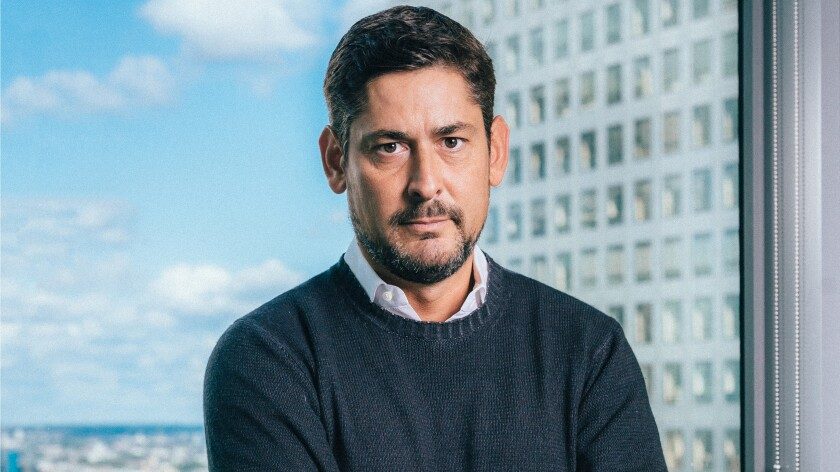 Lorenzo Pellegrino, CEO of Skrill Ltd, Neteller and Income Access, which are units of Paysafe.