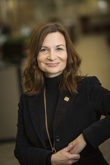 Fifth Third Bank Chief Legal Officer Jelena McWilliams