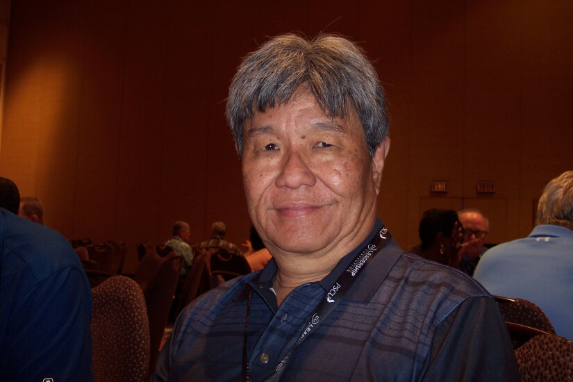 Stephen Nakanishi, OTS Employees FCU - 2018 directors conference - CUJ 082118.JPG