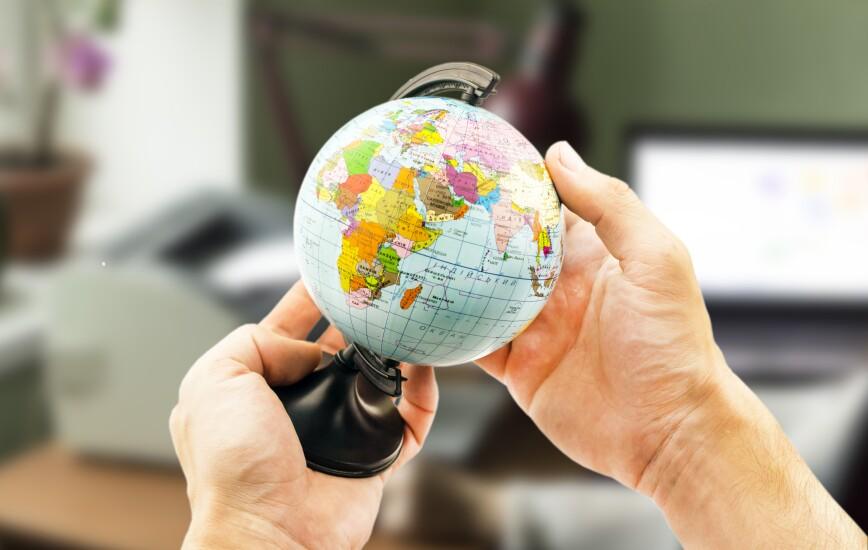 emea globe