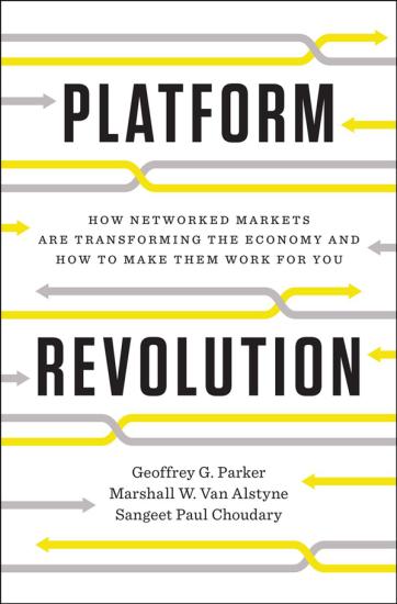 Platform Revolution Geoffrey G. Parker