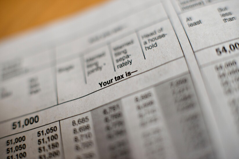 Tax by Bloomberg News