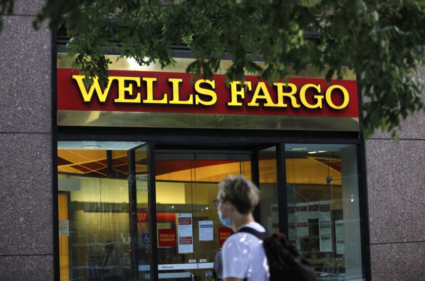 Wells Fargo had $1.97 trillion in assets and $935 billion in loans at the end of the second quarter.