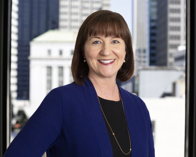 Hood & Strong managing partner Susan Malone