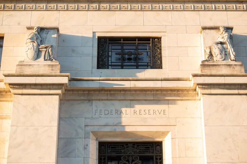 """In the last two years, regulated entities slightly increased their submissions of assessments of their diversity policies and practices,"" Sheila Clark, program director of the Fed's Office of Diversity and Inclusion, said in congressional testimony."