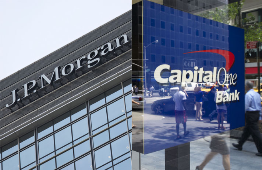 JPMorgan Chase has delayed the start date of its summer internships while Capital One has moved its entire program online.
